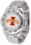 Iowa State Cyclones Sport Steel Men's Watch