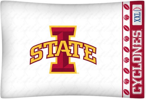 Iowa State Cyclones Pillow Case