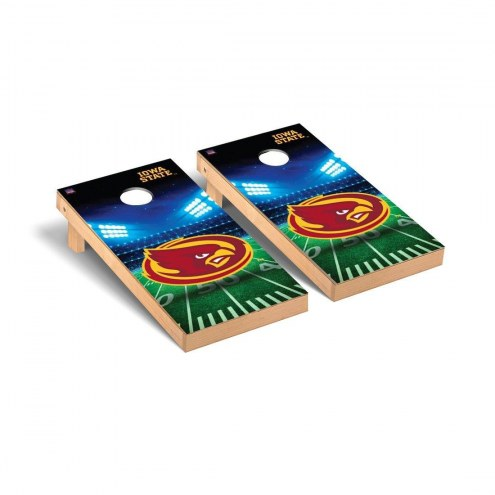 Iowa State Cyclones Stadium Cornhole Game Set