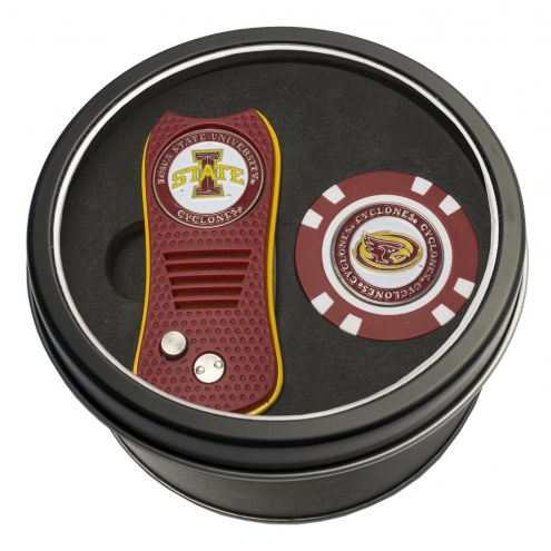 Iowa State Cyclones Switchfix Golf Divot Tool & Chip