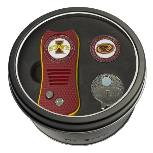 Iowa State Cyclones Switchfix Golf Divot Tool, Hat Clip, & Ball Marker
