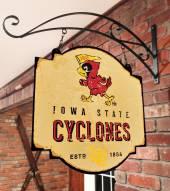 Iowa State Cyclones Tavern Sign