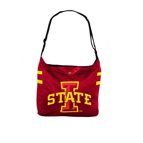 Iowa State Cyclones Team Jersey Tote