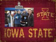 Iowa State Cyclones Team Name Clip Frame