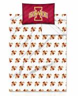 Iowa State Cyclones Twin Bed Sheets