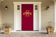 Iowa State Cyclones Front Door Banner