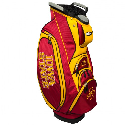Iowa State Cyclones Victory Golf Cart Bag