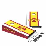 Iowa State Cyclones Mini Cornhole Set