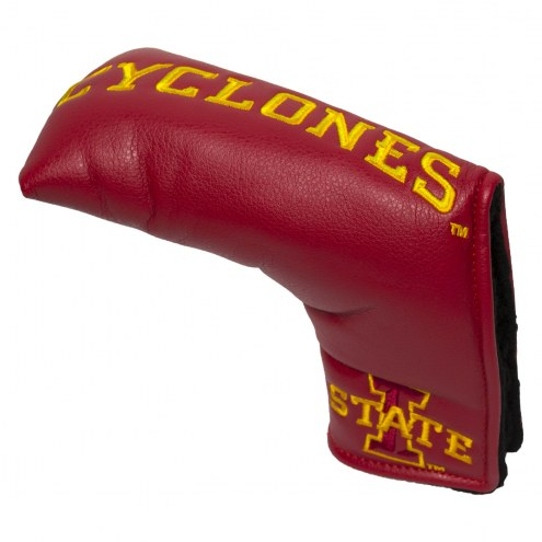 Iowa State Cyclones Vintage Golf Blade Putter Cover