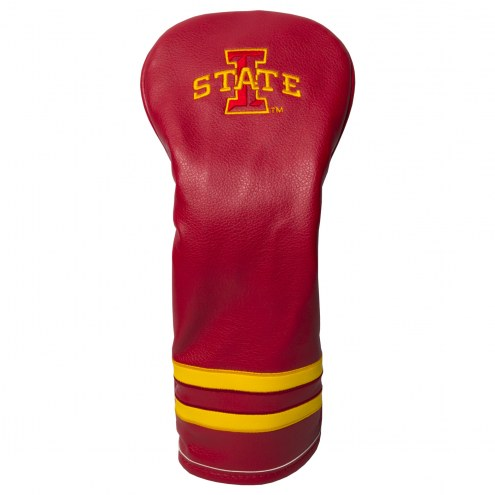 Iowa State Cyclones Vintage Golf Fairway Headcover