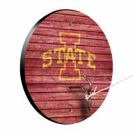 Iowa State Cyclones Weathered Design Hook & Ring Game