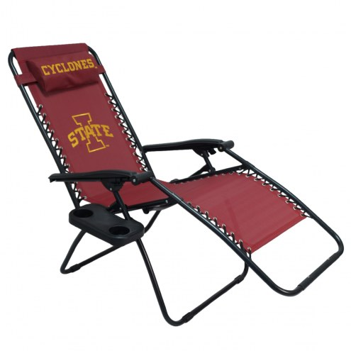Iowa State Cyclones Zero Gravity Chair