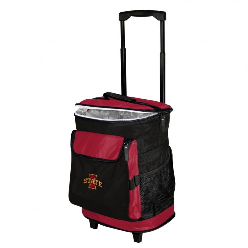 Iowa State Cyclones NCAA Rolling Cooler