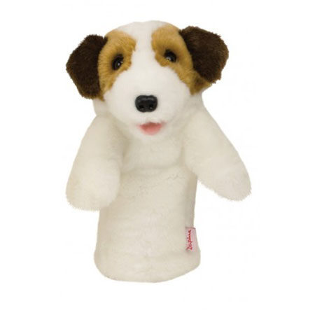 Jack Russel Terrier Oversized Animal Golf Club Headcover