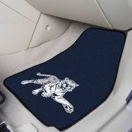 Jackson State Tigers 2-Piece Carpet Car Mats