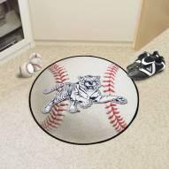 Jackson State Tigers Baseball Rug