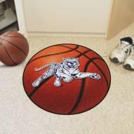 Jackson State Tigers Basketball Mat