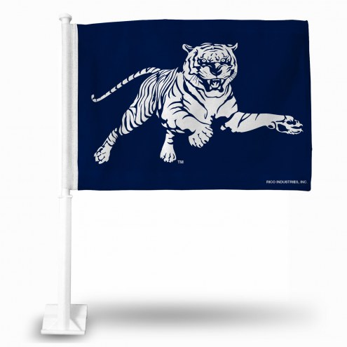 Jackson State Tigers College Car Flag