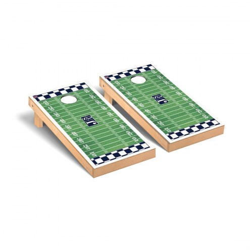Jackson State Tigers Football Field Cornhole Game Set