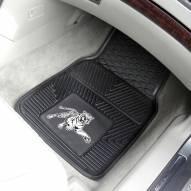 Jackson State Tigers Vinyl 2-Piece Car Floor Mats