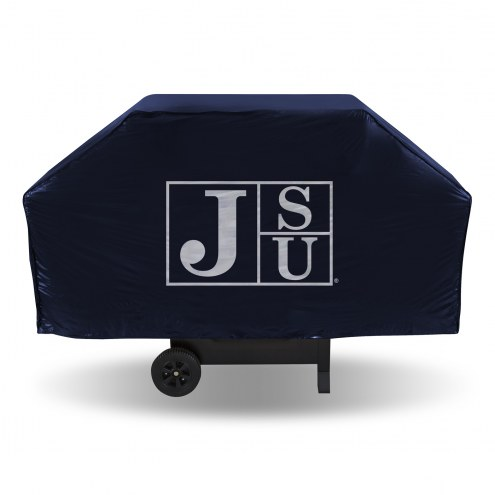 Jackson State Tigers Vinyl Grill Cover