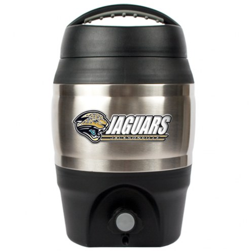 Jacksonville Jaguars 1 Gallon Beverage Dispenser
