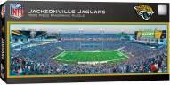 Jacksonville Jaguars 1000 Piece Panoramic Puzzle