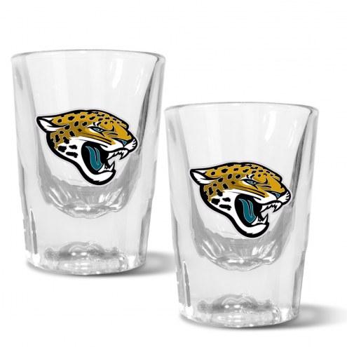 Jacksonville Jaguars 2 oz. Prism Shot Glass Set