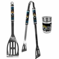 Jacksonville Jaguars 2 Piece BBQ Set with Season Shaker