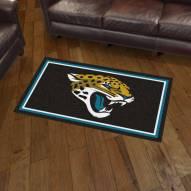 Jacksonville Jaguars 3' x 5' Area Rug