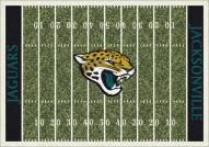 Jacksonville Jaguars 4' x 6' NFL Home Field Area Rug