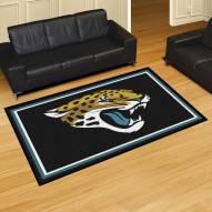 Jacksonville Jaguars 5' x 8' Area Rug