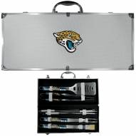 Jacksonville Jaguars 8 Piece Tailgater BBQ Set
