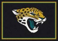 Jacksonville Jaguars 8' x 11' NFL Team Spirit Area Rug