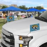 Jacksonville Jaguars Ambassador Car Flags