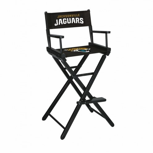 Jacksonville Jaguars Bar Height Director's Chair