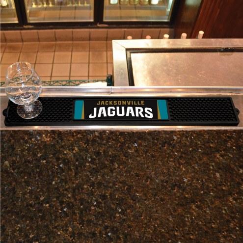 Jacksonville Jaguars Bar Mat