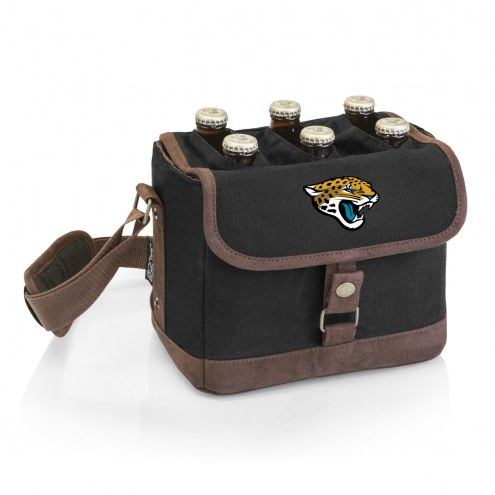 Jacksonville Jaguars Beer Caddy Cooler Tote with Opener