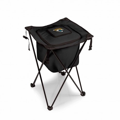 Jacksonville Jaguars Black Sidekick Portable Cooler