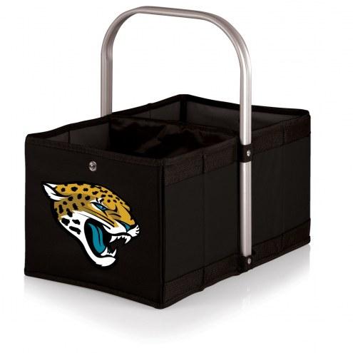 Jacksonville Jaguars Black Urban Picnic Basket