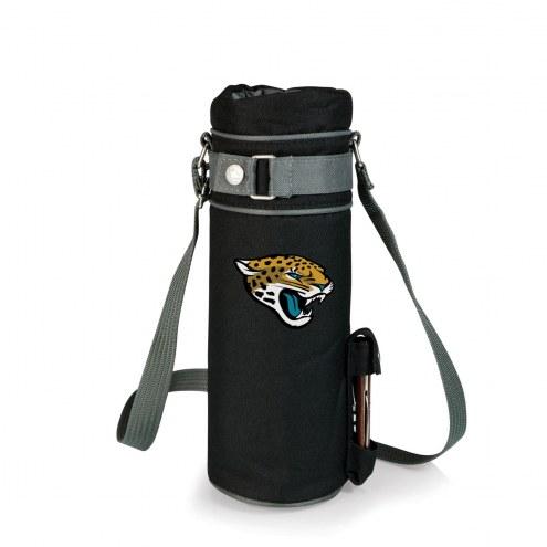 Jacksonville Jaguars Black Wine Sack