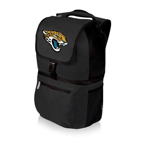 Jacksonville Jaguars Black Zuma Cooler Backpack
