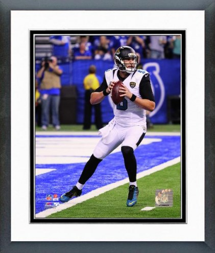 Jacksonville Jaguars Blake Bortles Action Framed Photo