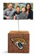 Jacksonville Jaguars Block Spiral Photo Holder