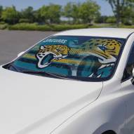 Jacksonville Jaguars Car Sun Shade