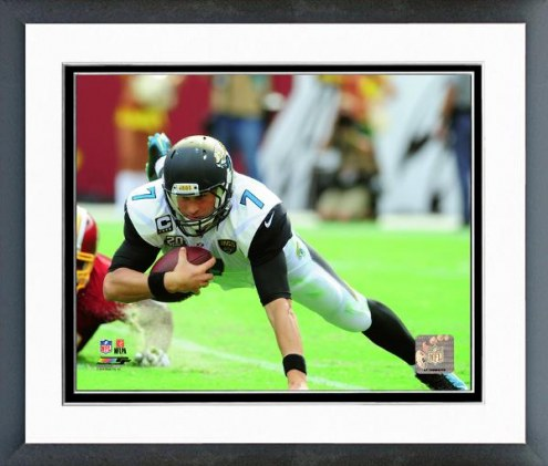 Jacksonville Jaguars Chad Henne Action Framed Photo