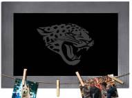 Jacksonville Jaguars Chalkboard with Frame