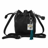Jacksonville Jaguars Charming Mini Bucket Bag