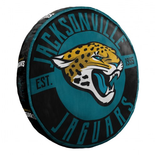 Jacksonville Jaguars Cloud Travel Pillow