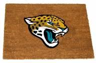Jacksonville Jaguars Colored Logo Door Mat